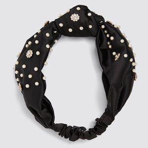 Zara Pearl Headband
